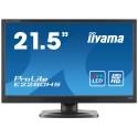 """iiyama ProLite E2280HS-B1 tietokoneen litteä näyttö 54,6 cm (21.5"""") 1920 x 1080 pikseliä Full HD LED"""