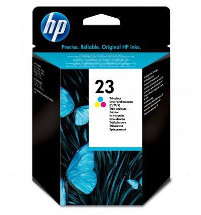 HP 23 Alkuperäinen Syaani, Magenta, Keltainen 1 kpl