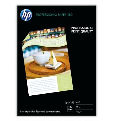 HP Q6592A tulostuspaperi A4 (210x297 mm) Matta Valkoinen