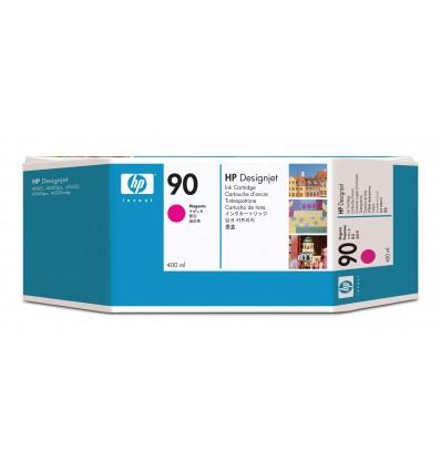 HP 90 Alkuperäinen Magenta 1 kpl