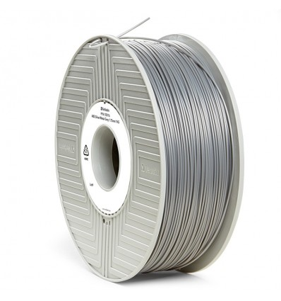 Verbatim 3D PLA Silver/Metal Grey 1.75mm 1 kg