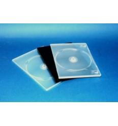 DVD Single Slim 7mm, HKMP-kirkas Pro DVD kotelot