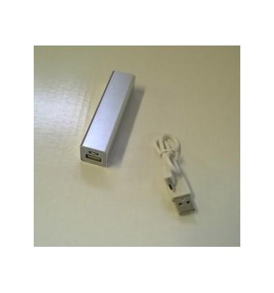 City- Power Bank, Capacity 2200mah Black Accessories 1 USB cable, Adapter x 1