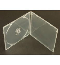 PP5 Slimline CD Case, Super Clear