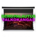 84in 16:10 Luxus Tab Tension moottorikangas mattavalkoinen, Viikin demo Valkokangas