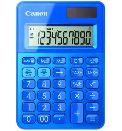 Canon LS-100K laskin Työpöytä Perus Sininen