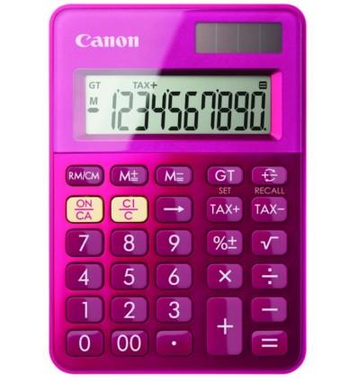Canon LS-100K laskin Työpöytä Perus Vaaleanpunainen