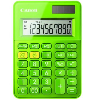 Canon LS-100K laskin Työpöytä Perus Vihreä
