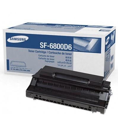 Samsung SF-6800D6 värikasetti Alkuperäinen Musta