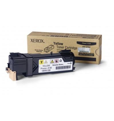Xerox Keltainen Värikasetti, Phaser 6130