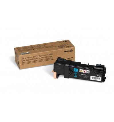 Xerox Phaser 6500/Wc 6505, Syaani Värikasetti (Normaali Kapasiteetti, 1000 Sivua)
