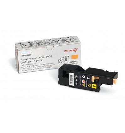 Xerox Phaser 6000/6010 / Workcentre 6015, Keltainen Värikasetti (1000 Sivua)