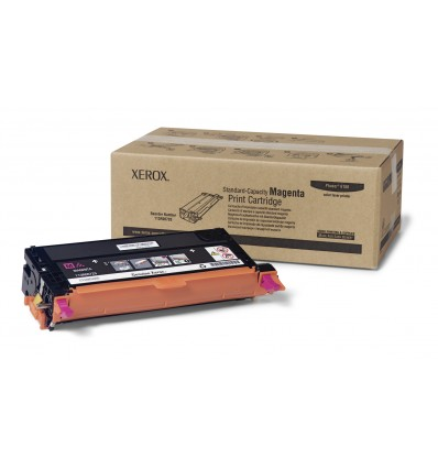 Xerox Magenta Vakiokapasiteettinen Tulostuskasetti, Phaser 6180 -Sarja