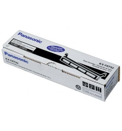 Panasonic KX-FAT92 Alkuperäinen Musta 1 kpl