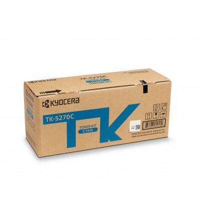 KYOCERA TK-5270C Alkuperäinen Syaani 1 kpl