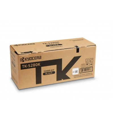 KYOCERA TK-5280K Alkuperäinen Musta 1 kpl