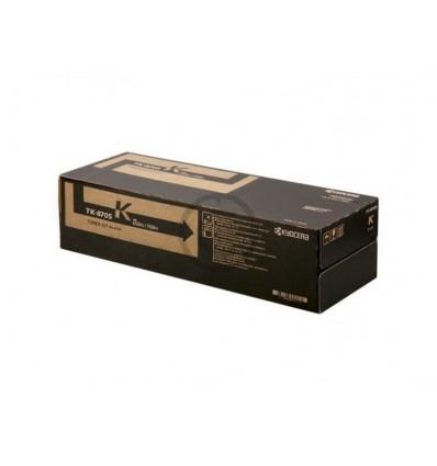 KYOCERA TK-8705K Alkuperäinen Musta 1 kpl