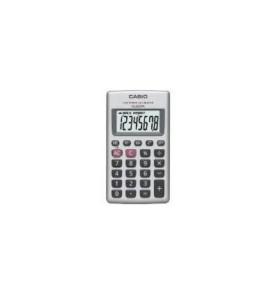 Casio HL-820VA laskin Tasku Perus Hopea