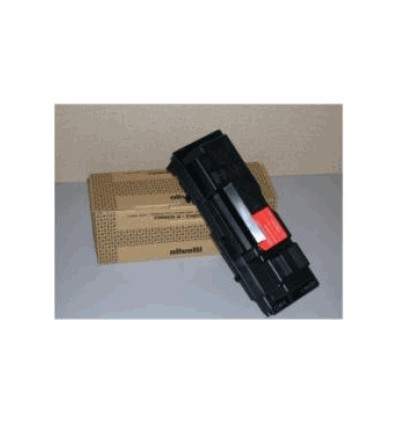 Olivetti B0740 värikasetti Alkuperäinen Musta 1 kpl