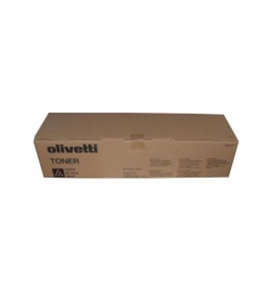 Olivetti B0872 värikasetti Alkuperäinen Musta 1 kpl