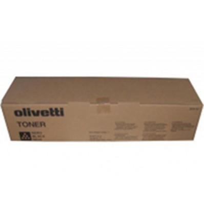 Olivetti B0940 värikasetti Alkuperäinen Musta 1 kpl