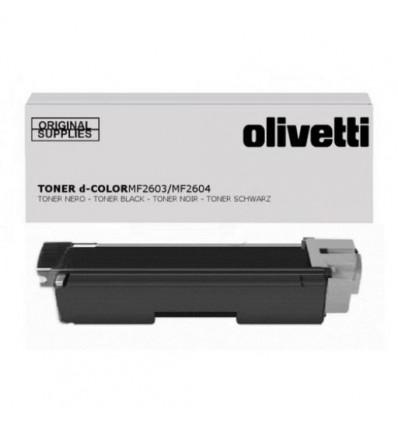 Olivetti B0946 värikasetti Alkuperäinen Musta 1 kpl