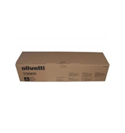 Olivetti B0990 värikasetti Alkuperäinen Musta 1 kpl