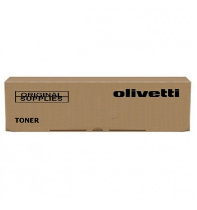 Olivetti B1026 värikasetti Alkuperäinen Musta 1 kpl