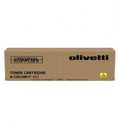 Olivetti B1029 värikasetti Alkuperäinen Keltainen 1 kpl