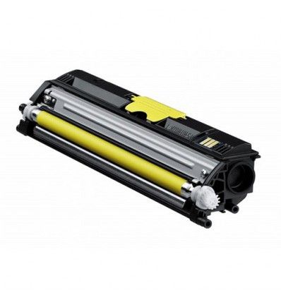 Konica Minolta A0V305H värikasetti Alkuperäinen Keltainen 1 kpl