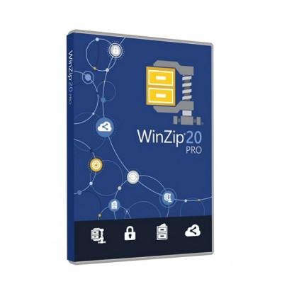 Corel WinZip 20 Pro, EDU, ML, 50-99U Monikielinen