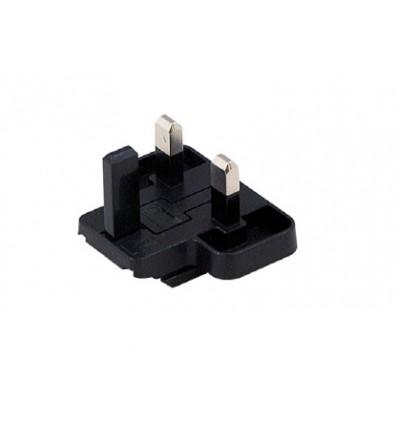 Honeywell 100003897E pistorasia-adapteri Tyyppi G (UK) Musta