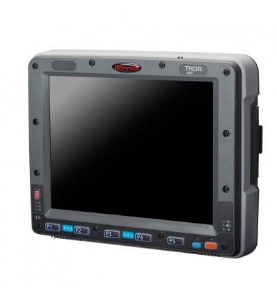 Honeywell Thor VM2 1GB 3G Musta, Harmaa Intel® Atom™ Z530 tabletti