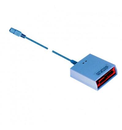 Honeywell IS4225 Päälle puettava viivakoodinlukija 1D Laser Valkoinen