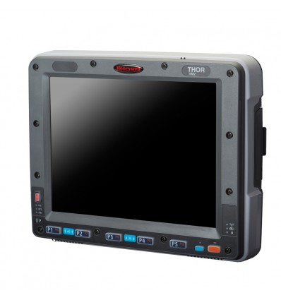 Honeywell Thor VM2 1GB Musta, Harmaa Intel® Atom™ Z530 tabletti