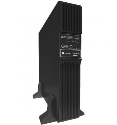 Vertiv Liebert PS3000RT3-230XR UPS-virtalähde Linjainteraktiivinen 3000 VA 2700 W 7 AC-pistorasia(a)