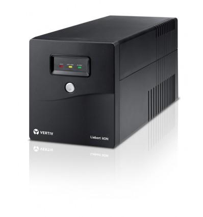 Vertiv Liebert ItON 1000VA UPS-virtalähde Linjainteraktiivinen 600 W 4 AC-pistorasia(a)