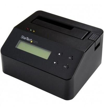StarTech.com SDOCK1EU3P2 levyjen monistuslaite HDD-/SSD-monistaja 1 kopiot Musta