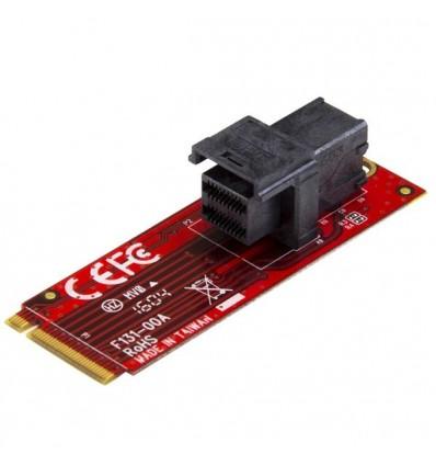 StarTech.com M2E4SFF8643 Sisäinen U.2 liitäntäkortti/-sovitin