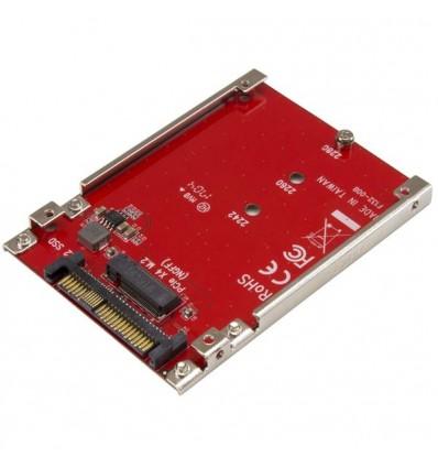 StarTech.com U2M2E125 Sisäinen M.2 liitäntäkortti/-sovitin