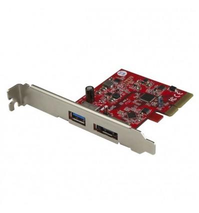 StarTech.com PEXUSB311A1E Sisäinen USB 3.1, eSATA liitäntäkortti/-sovitin