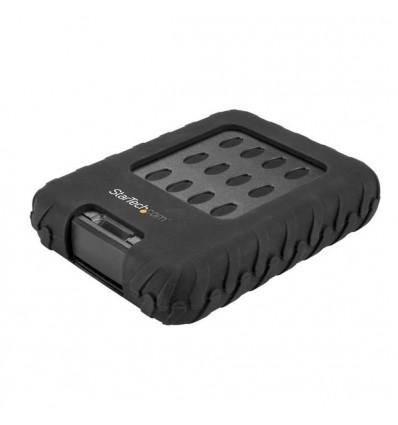 """StarTech.com S251BRU31C3 tallennusaseman kotelo 2.5"""" HDD-/SSD-kotelo Musta"""