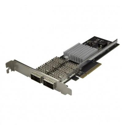 StarTech.com PEX40GQSFDPI verkkokortti Kuitu 40000 Mbit/s Sisäinen