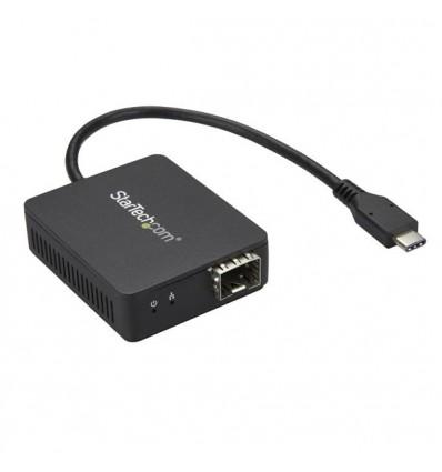 StarTech.com US1GC30SFP verkkokortti Kuitu 1000 Mbit/s
