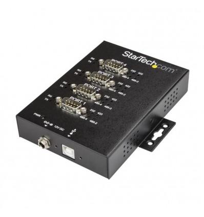 StarTech.com ICUSB234854I keskitin USB 2.0 Type-B Musta