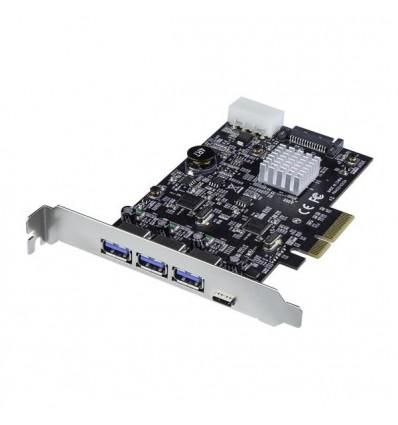 StarTech.com PEXUS313AC2V Sisäinen USB 3.1 liitäntäkortti/-sovitin