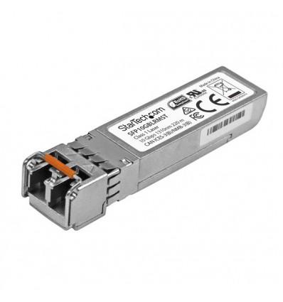 StarTech.com SFP10GBLRMST lähetin-vastaanotinmoduuli Valokuitu 10000 Mbit/s SFP+ 1310 nm