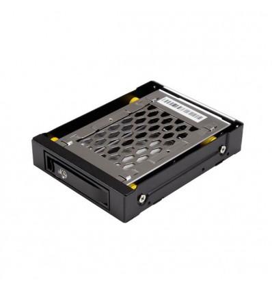 """StarTech.com SATBP125VP asemapaikkaan asennettava paneeli 8,89 cm (3.5"""") Liitinpaneeli Musta"""