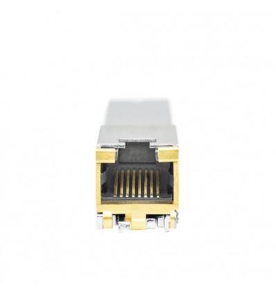 StarTech.com SFP10GBTST lähetin-vastaanotinmoduuli Kupari 10000 Mbit/s SFP+