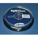 RiDisc CD-RW 12x /10kpl Cakebox